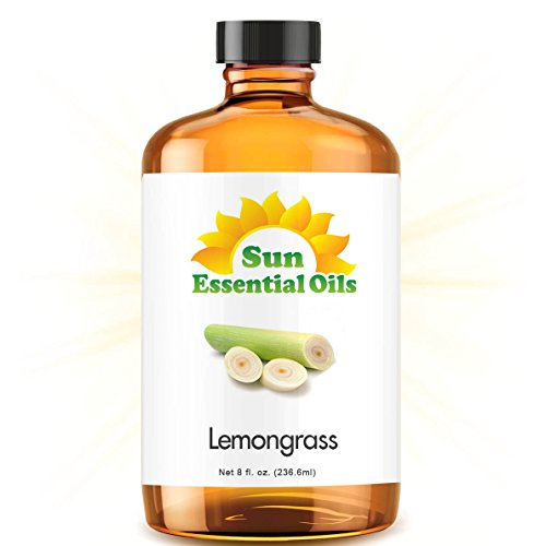 Lemongrass (Huge 8oz) Best Essential ()