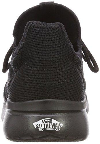 Vans Herren Cerus Lite Sneaker, Schwarz (Mesh), 40.5 EU