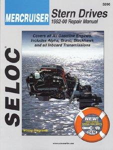 (Mercruiser Stern Drives 1992-2000 (Seloc Marine Manuals))