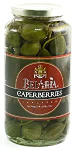 Caperberries with Stems - 32 oz