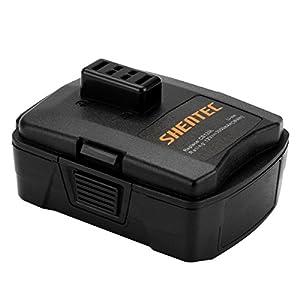 Shentec 3.0Ah 12V Ryobi Battery Replace for RYOBI CB120L CB121L BPL-1220 130503001 130503005, Ryobi 12v Lithium Battery (NOT for CB120N)