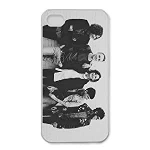 iphone4 4s Phone Case White Jennifer Rostock UYUI6798558