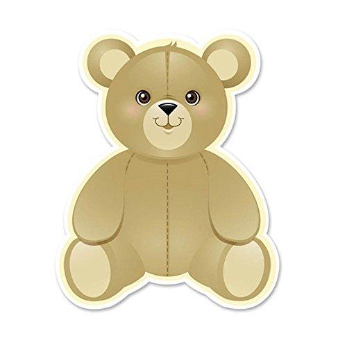 Busy Kid Bulletin Board Accents - Teddy Bears - 36 Count Accents Teddy