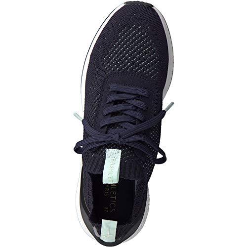 elegante Casuale scarpe Navy 22 Mujer plantilla scarpe 1 Stringate Strada scarpe Lacci Desmontable 23714 1 Deportivo sneaker scarpe sportivo scarpe Calzado Da Tamaris Con ZRfqUt