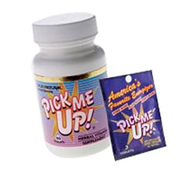 Amazon com: California Natural Pick Me Up Vitamin Capsules: Health