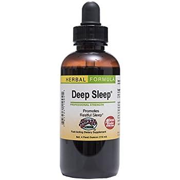 Herbs Etc - Deep Sleep Professional Strength - 4 oz. Contains California Poppy