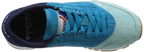 Brooks Mujeres Chariot Patriot Azul / Azul Claro / Capri Breeze
