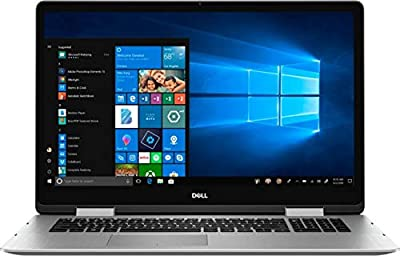 "2019 Dell Inspiron 17 7000 2-in-1 17.3"" FHD Touchscreen Laptop Computer, 8th Gen Intel Quad-Core i7-8565U up to 4.6GHz, 24GB DDR4, 1TB SSD, GeForce MX150, Bluetooth, HDMI, AC WiFi, Windows 10"