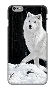 Awesome Case Cover/iphone 6 Plus Defender Case Cover(Animal Wolf) Gift For Christmas