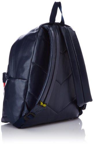 Gola Harlow PU UJ - Bolso al hombro de pvc para mujer Blu scuro/Rosso/Bianco/Blu