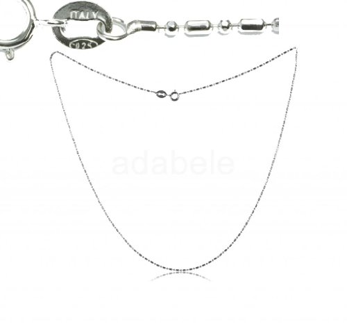 1pc x Top Quality 18 Inch Sterling Silve - Crystal Ball Clasp Shopping Results
