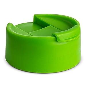 Hydro Flask Wide Mouth BPA Free Travel Mug Hydro Flip Lid, Kiwi
