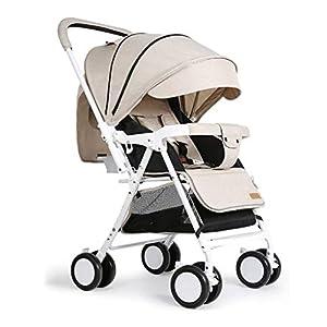 Department Store Bébé et Puériculture/Poussettes, landaus et acce Linge Ultraléger 8 Roues Poussette bébé Portable en…