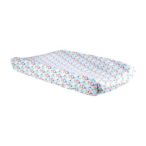 Trend Lab Dot Changing Pad Cover, (Trend Lab Bubbles)