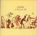A Trick Of The Tail by Genesis
