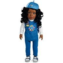 """Adora Play Doll Madison - Girl Scout Daisy 18"""" Doll & Costume"""