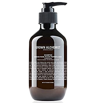 Image result for Grown Alchemist Shampoo and Conditioner