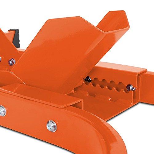 FLHRC//I Motorradwippe Constands f/ür Harley Davidson Road King Classic Easy Plus orange