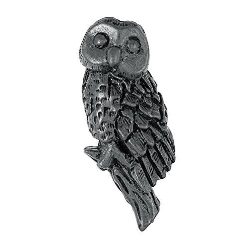 Owl Bird Pin - Owl Lapel Pin - 1 Count