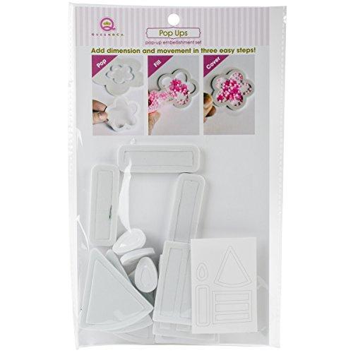 [Queen & Co. Shaker Shape Kit Refill Pack