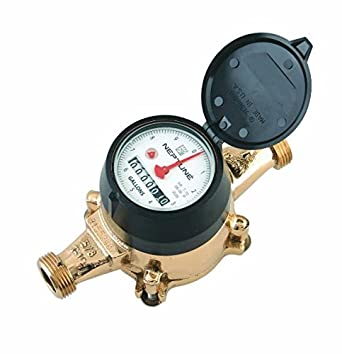 Neptune T 10 1 Potable Water Meter Measuring In Gallons Photo For Representation Only It Shows A 3 4 Meter Amazon Com Industrial Scientific