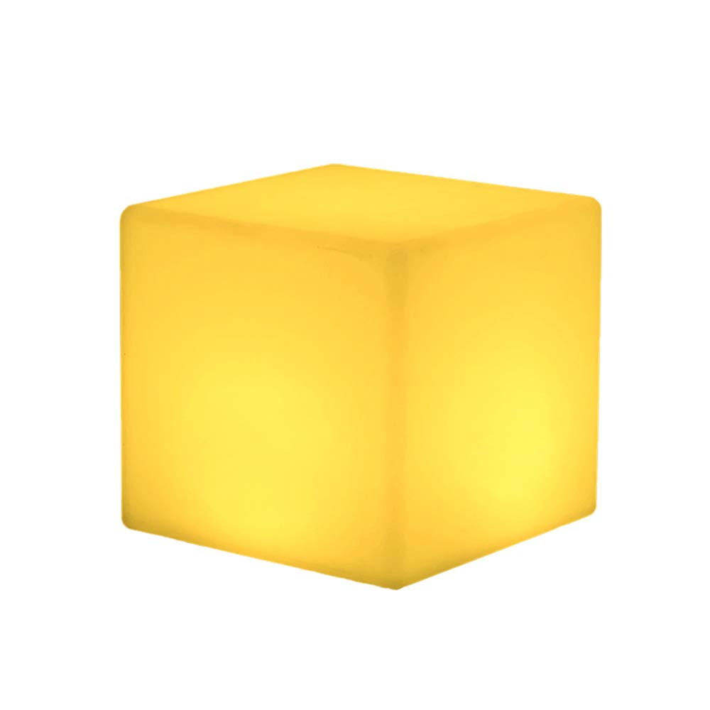 Mmyunx LED-WüRfel Lights16-Zoll-LichtwüRfel, KüHle FarbwechselmöBel, Wiederaufladbare Und Drahtlose Lichter, FüR Sensorische Bildung,16inches B07Q7T14MK | Export