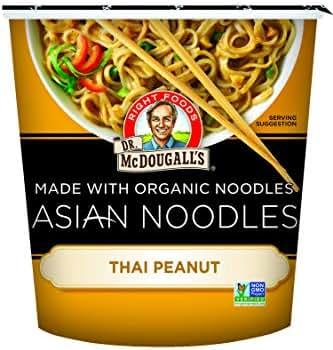Asian Noodle Soup: Dr. McDougall's Asian Noodles