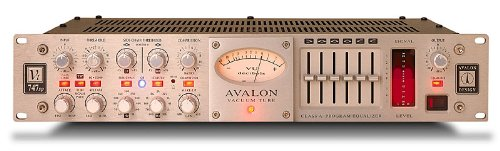 Avalon VT747SP Tube EQ/Compressor (Avalon Gate)