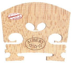Aubert Teller Germany Semi-Fitted Violin Bridge 1/4, 9140-14
