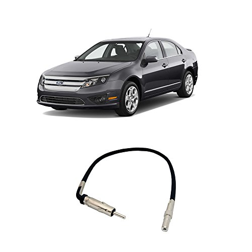 Ford Fusion 2010-2012 Factory Stereo to Aftermarket Radio Antenna Adapter (Ford Fusion Aftermarket)
