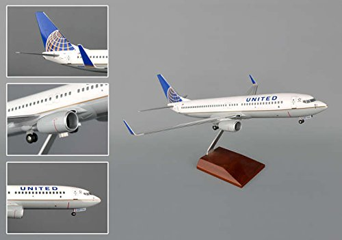 Daron Skymarks United 737-800 Post Co Merger Liver Model ...