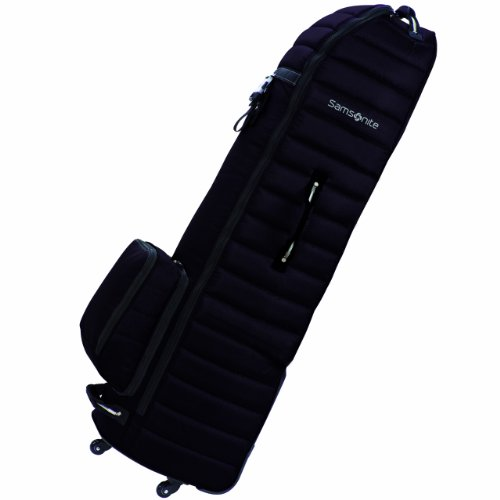 Samsonite Black Golf Deluxe Spinner Wheel Travel Cover Case, Black