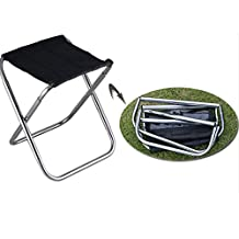 Portable Folding Camping Chair Stool For Traveling Camping Beach Outdoor Fishing Hunting Golfing