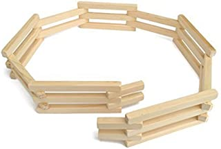 product image for Wooden Folding Corral Fence Toy, Amish Made by Lapps Toys