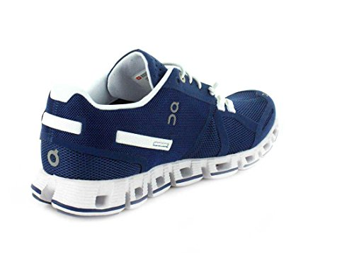 Blue Denim Sneaker Bianco Cloud ON Uw08Z0