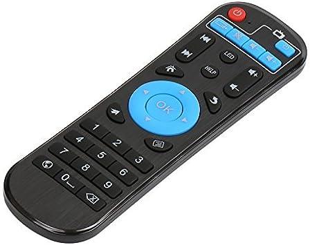 Leelbox - Mando a Distancia Universal de Repuesto para Android TV Box Q2 Pro, Q2 Mini, Q3, M9S Pro y más: Amazon.es: Electrónica