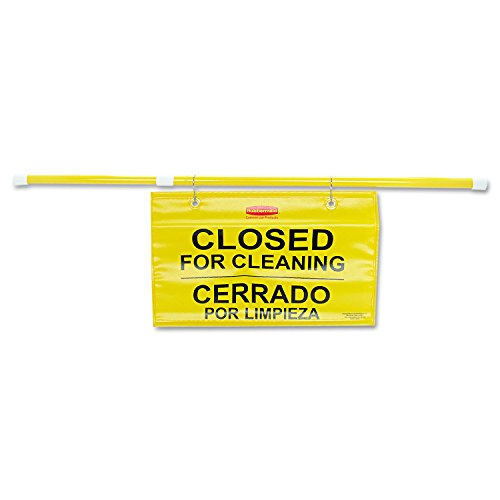 Rubbermaid Site Safety Hanging Sign (Site Safety Hanging)
