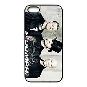 Oomph 4 iPhone 5 5s Cell Phone Case Black DIY Gift xxy002_0381087