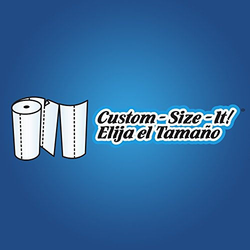 Optima Custom-Size-It Strong Paper Towel, White, 24 Count
