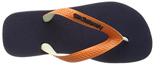 Havaianas Zehentrenner Top Mix Blau (NAVY/NEON ORANGE 6776)