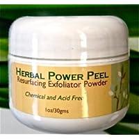 Herbal Power Peel- Chemical & Acid Free Green Herbal Deep Sea Peel-Professional...