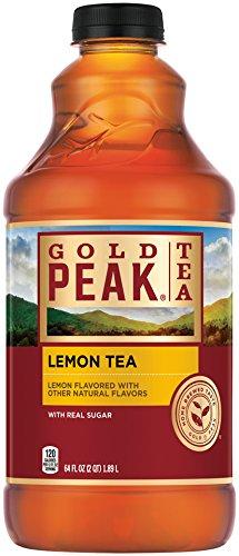 Gold Peak Lemon Sweetened Iced Tea Drink, 64 fl oz by Gold Peak