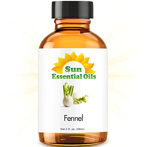 Fennel (2 fl oz) Best Essential Oil - 2 Ounces (59ml)
