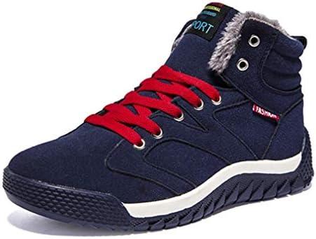 マーティンブーツ メンズ 大きいサイズ 裏ボア ワークブーツ 雪靴 歩きやすい 防滑 防水 ウォーキングシューズ 安全靴 レースアップ 厚底 ショートブーツ メンズ 作業靴 防水 メンズブーツ 通気性 スニーカー