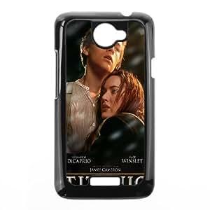 HTC One X Cell Phone Case Black Titanic B7G6X