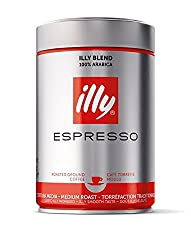 Illy Espresso Medium Roast (250g)