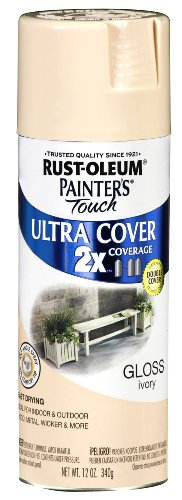 rust-oleum-249110-painters-touch-multi-purpose-spray-paint-12-ounce-ivory