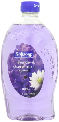 Softsoap Lavender and Chamomile - Liquid Hand Soap Refill, 32 Ounce