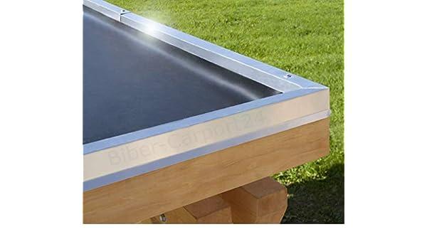 Pantalla EPDM 1,52 mm para CarPort, Garage, colgadizos o Pergola; Precio por m², disponible en varios anchos: Amazon.es: Bricolaje y herramientas