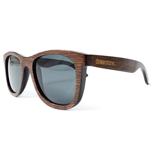 ad0c1d08d1 Cirros Bamboo Sunglasses Polarized Lenses
